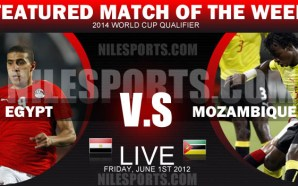 Egypt vs Mozambique