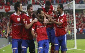 Al Ahly v Al Gaish EPL 2015