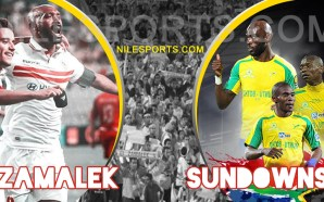 Zamalek v Sundowns