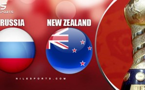 LIVE: Russia v New Zealand | 2017 Confederations Cup