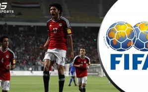 Egypt up one position in the FIFA monthly ranking