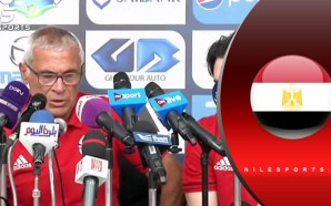 "Egypt's Coach Cuper: ""Our strategy has not been a failure"""