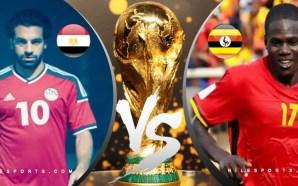 Uganda v Egypt