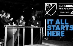 LIVE: MLS SuperDraft 2018