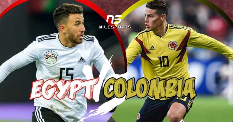 Egypt-Colombia