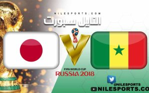 LIVE: JAPAN v SENEGAL | World Cup | June 24th,…