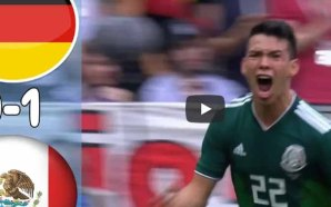 Mexico Shock World Cup champs Germany 1-0 in a dramatic…