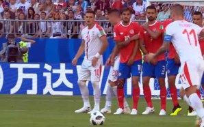 Serbia 1-0 Costa Rica | Kolarov nets stunning free-kick |…