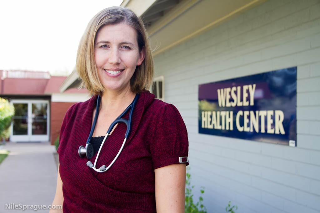Wesley Health Center, Phoenix, Arizona