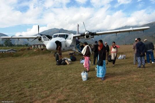 UMW Nepal 2006 – Okhaldunga Hospital
