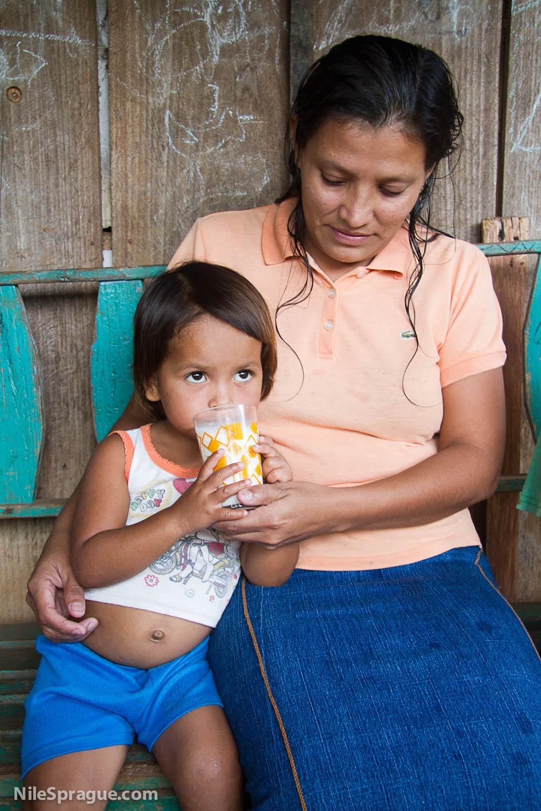 Acción Médica Cristiana, La Dalia, Nicaragua