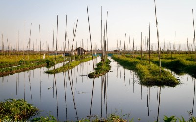 Life on the water, Inle Lake, Myanmar