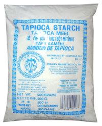 vad är tapiokastärkelse