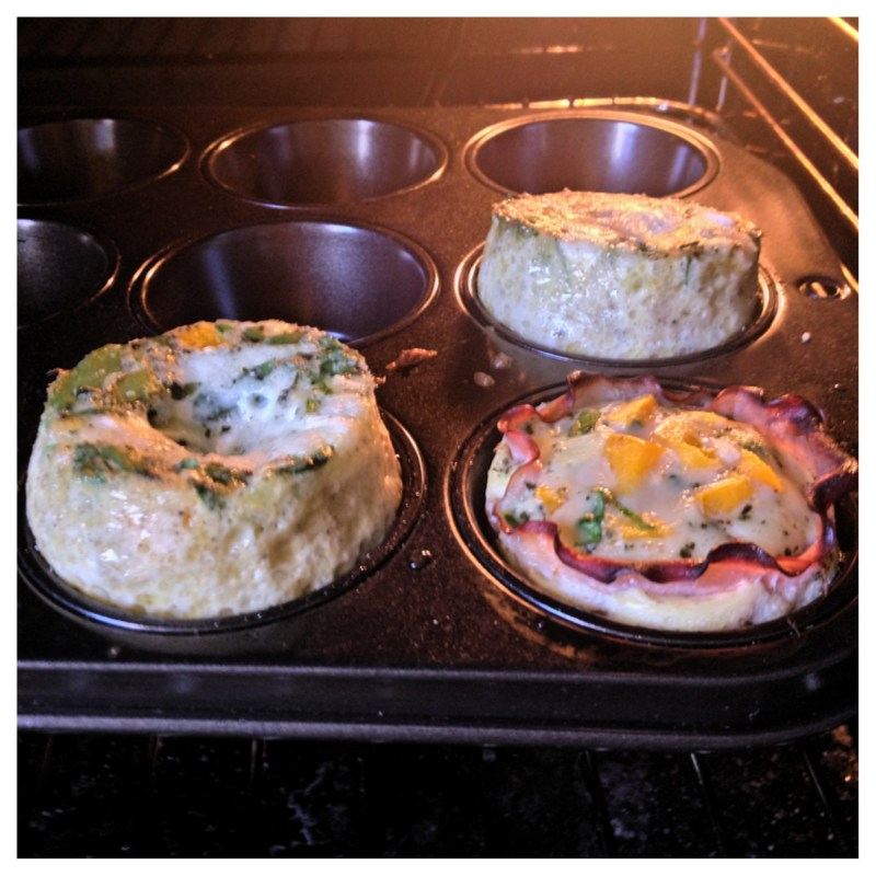 Frittata-muffins