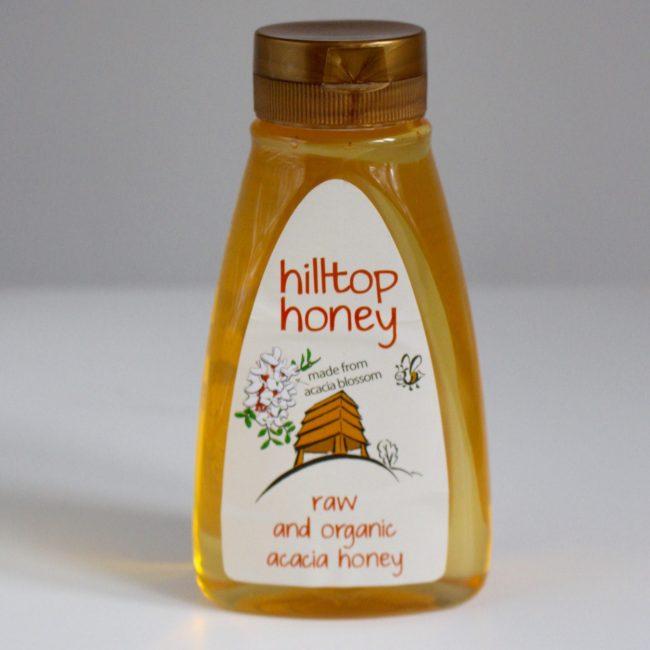 raw honung