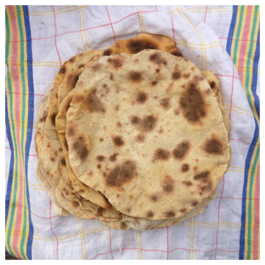 Tunnbröd med Bovete & potatis (glutenfritt, mjölkfritt, äggfritt, jästfritt)5