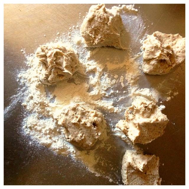 Tunnbröd med bovetemjöl (gluten, mjölk, ägg & sockerfria)3