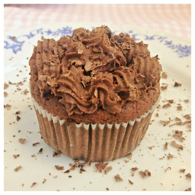 Coffee cupcakes (gluten-free, dairy-free, sugar-free)4