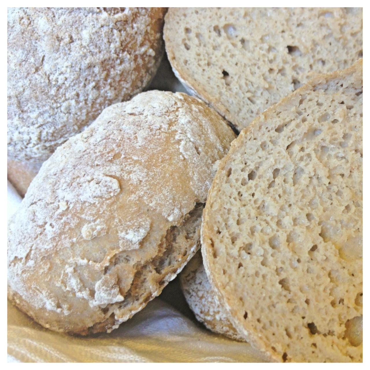 vegansk glutenfritt bröd