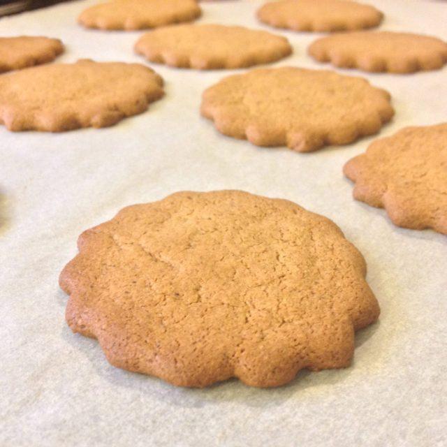 Glutenfria, mjölkfria pepparkakor