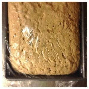 Naturligt glutenfritt surdegsbröd, surdegslimpa