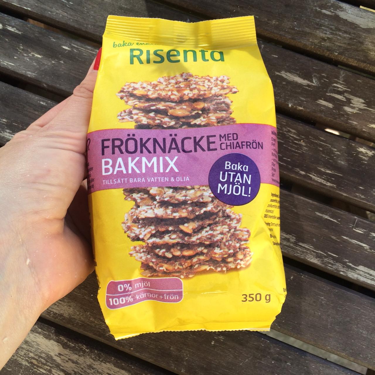 risenta fröknäcke recept