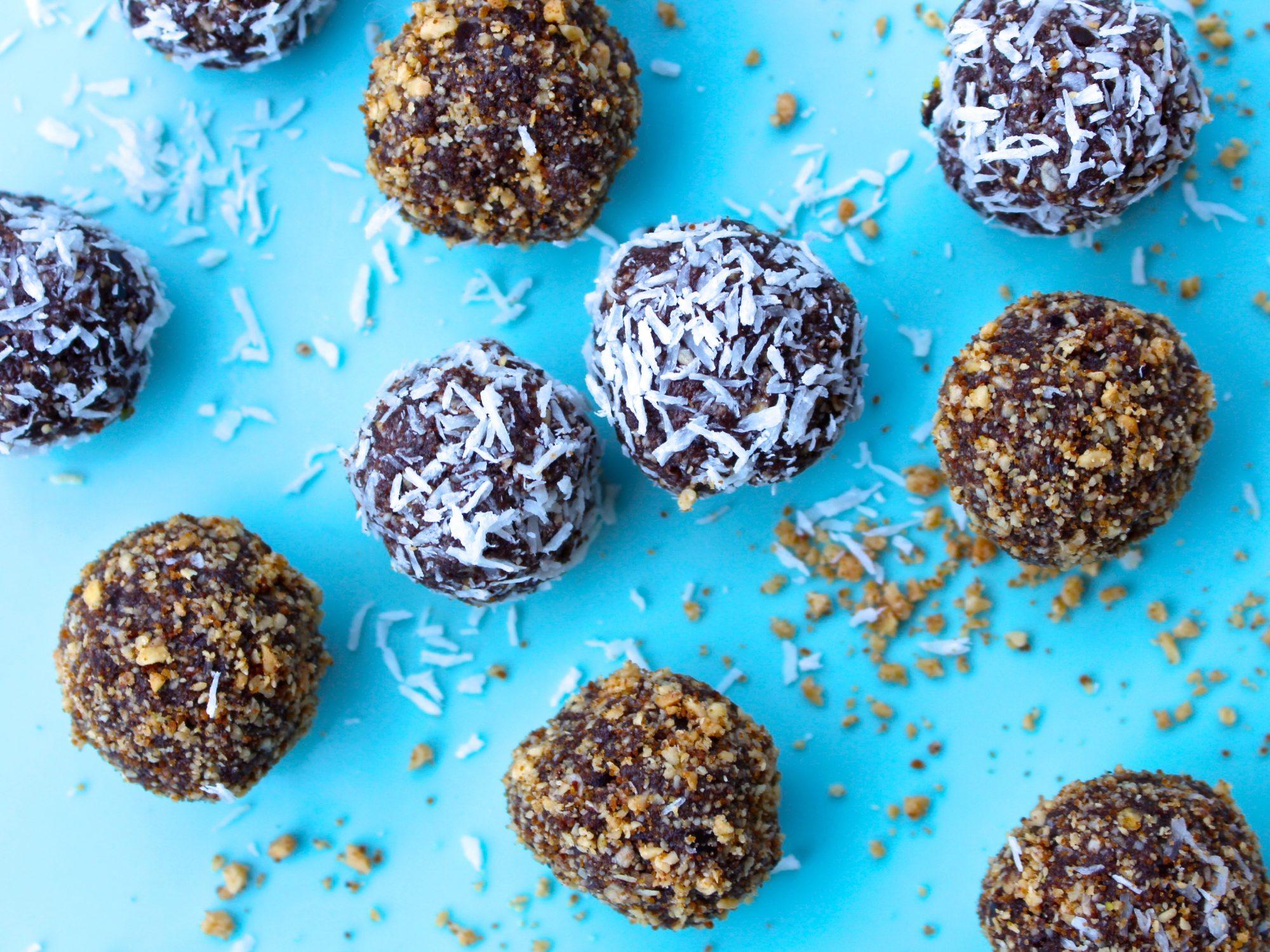 är chokladbollar glutenfria