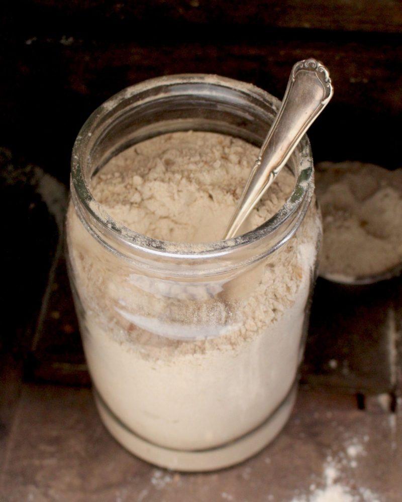 Nillas glutenfria mjölmix, fullkorn, fiberrik, naturligt glutenfritt