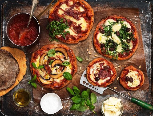 Ur boken Laga glutenfritt https://www.adlibris.com/se/bok/laga-glutenfritt-pasta-pizza-pajer-piroger-andra-klassiker-9789155263034