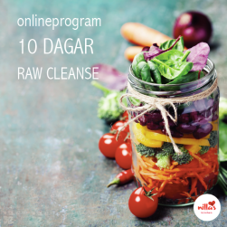 raw cleanse omslag