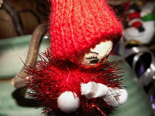 Julelege og familiefejde