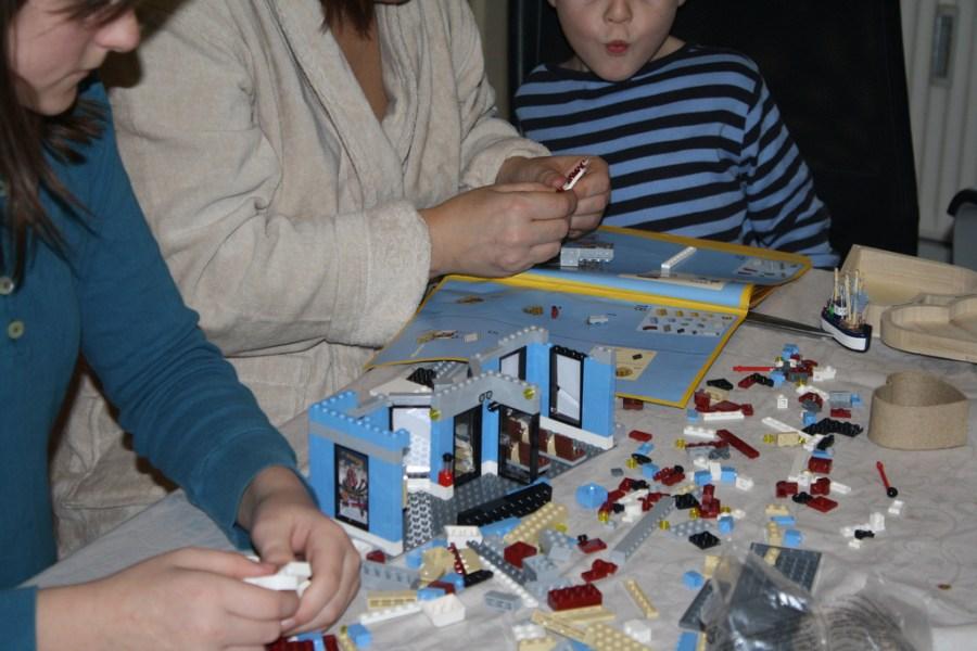 LEGO afhængighed