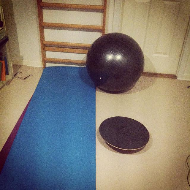 Tiltrængt træning