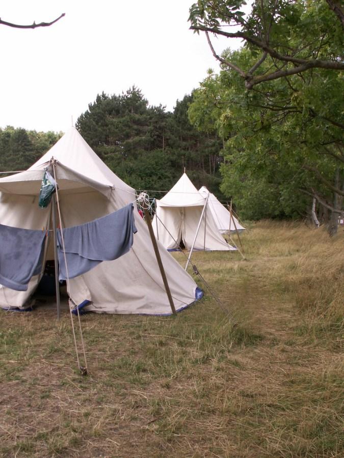 Forventninger til en ø-lejr
