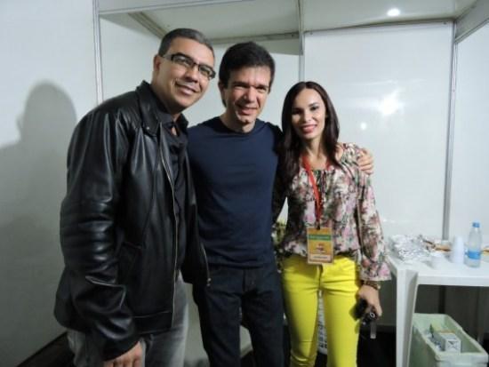 Waldonys e Juliana Lima - Expoagro 2015