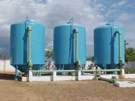 Sistema de tratamento de Custódia receberá reforço dos poços do sistema de Sítio dos Nunes, segundo Compesa. Cidade entrou em colapso.