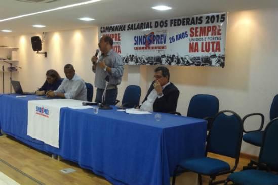 Após três dias de operação-padrão, servidores do INSS em Pernambuco decidiram em assembleia iniciar greve geral.