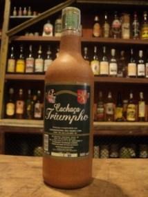 A cachaça Triunpho é uma das que estarão sendo apresentadas na Alemanha