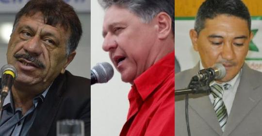 Patriota, Emídio e Itamar: último embate antes do pleito