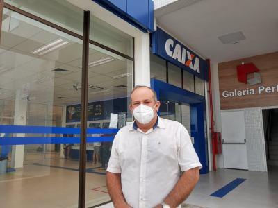 Santa Terezinha: Adarivan Santos diz que prioridade é pagar funcionalismo  em dia : Nill Junior