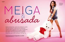 Produção de moda para a Revista Capricho com Anitta.