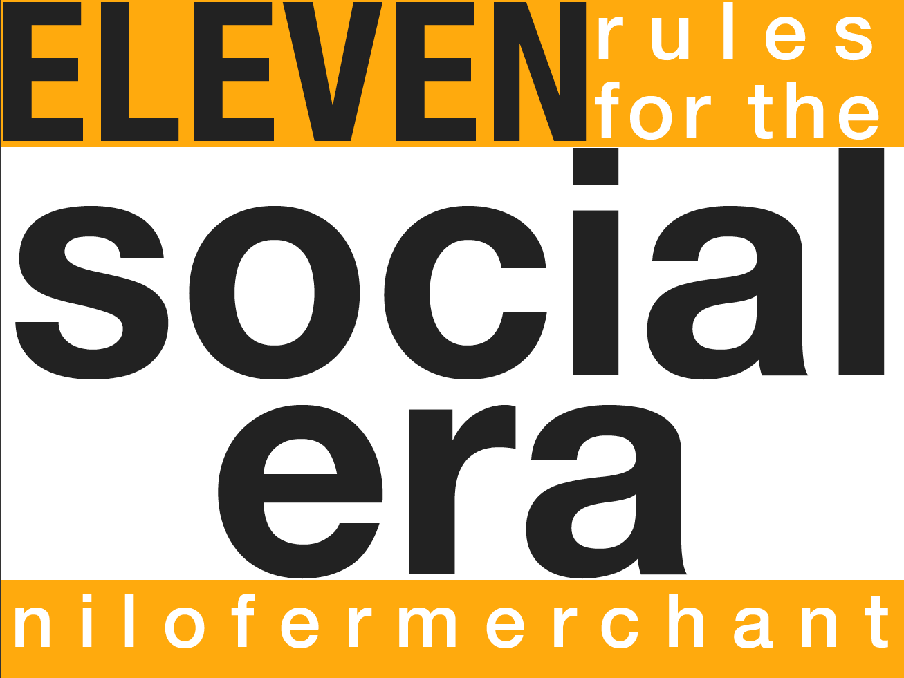 Slideshare Social Era Rules