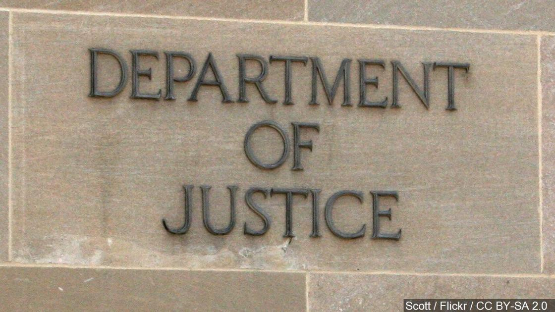 Department of Justice - Joseph Whitbeck Case