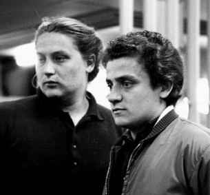 אירינה וטמרה פרס - 1964