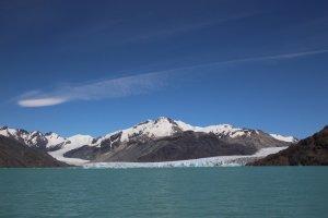 glacier O'Higgins, Villa O'Higgins
