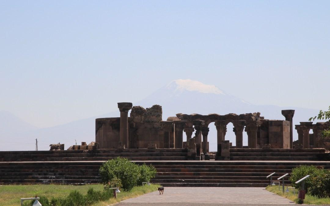 Arménie – Août 2015 – aux alentours de Yerevan
