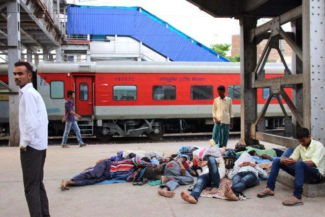 train Inde