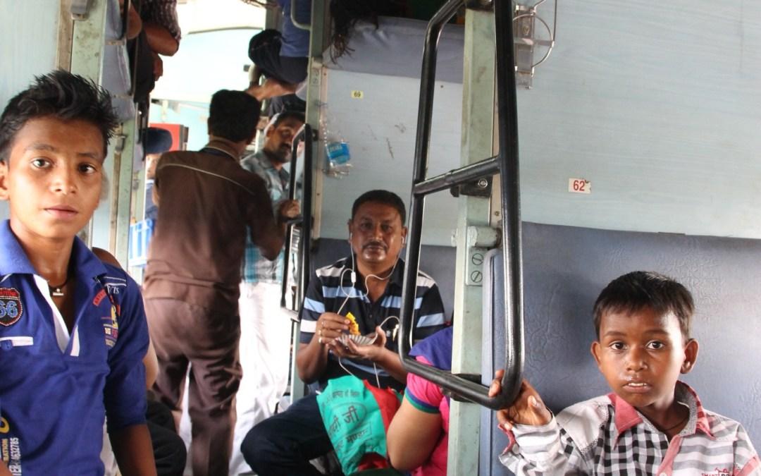 Les transports en Inde