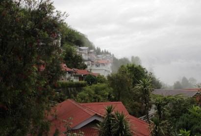 vue de Pelling, Sikkim