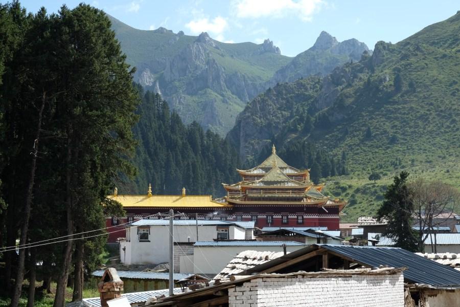 Kirti Gompa, Taksang Lhamo